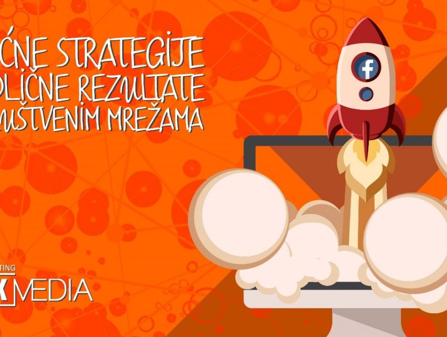 3 moćne strategije za rezultate na društvenim mrežama